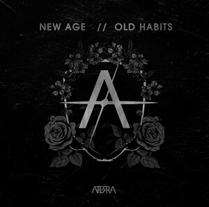 Album cover of 'NEW AGE // OLD HABITS'